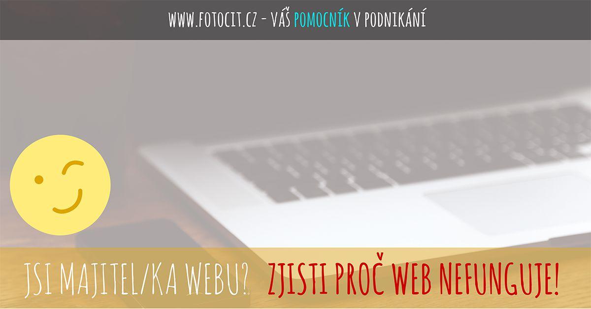 Proč majitel webových stránek nesmí tvořit jejich design?